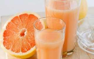 Грейпфрут для похудения — как есть на ночь, сок грейпфрута