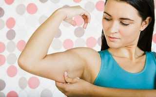 Как похудеть в руках: что делать, чтобы похудели полные руки