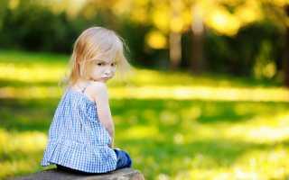Капризы ребенка 2 лет