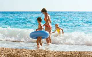 Отдых в Крыму с детьми где лучше — ТОП-5 курортов
