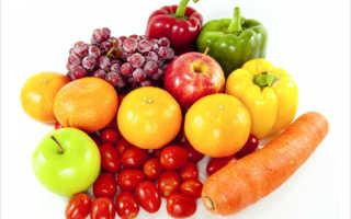 Какие фрукты можно кормящим