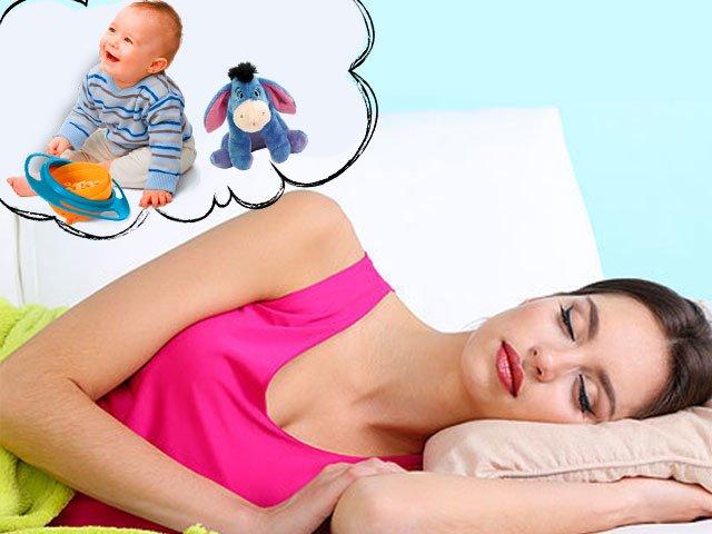 Видеть во сне младенца и на руках держать - к чему снится: толкование сновидения по соннику