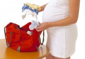 Список для мамы в роддом и малыша или какие вещи брать с собой в роддом мамам и для малыша зимой, весной, летом и на кесарево: сумка в роддом - полный список вещей