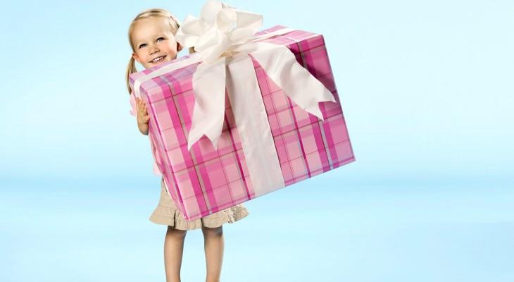Что можно подарить дочке на 5 лет - идеи подарка