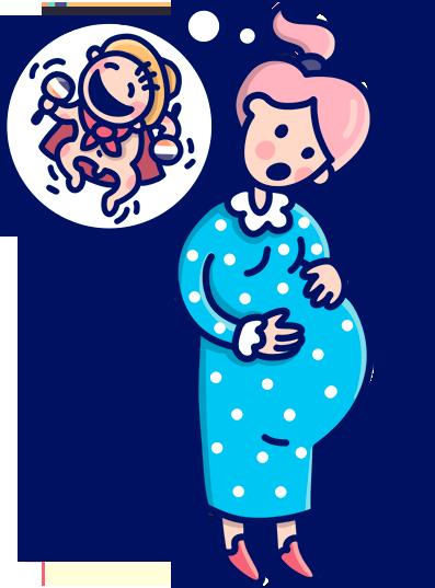 На какой недели начинаешь чувствовать шевеление малыша и как должен шевелиться малыш в утробе матери, нормы и отклонения