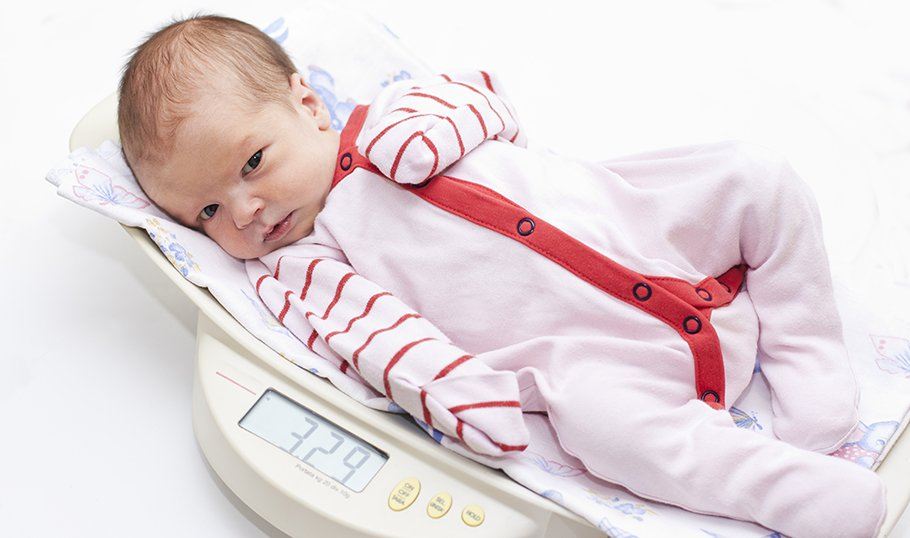 Прибавка в весе у грудничков по месяцам или как определяют прибавку веса новорожденного в месяц по нормам
