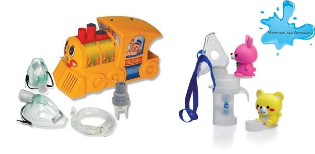 При температуре можно делать ингаляции небулайзером ребенку или нет и когда назначают детям ингаляции небулайзером