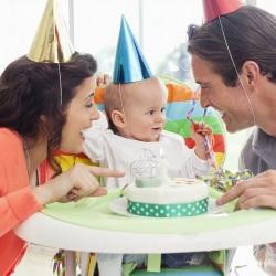 Что можно подарить ребенку на 1 год: идеи подарков ребенку на первый день рождения