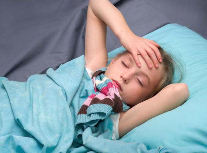Скарлатина у детей, инкубационный период и сколько дней длится а также как передается и насколько заразна