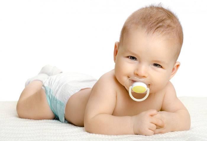 У ребенка кости черепа состоят из множества мелких костей, пока не.