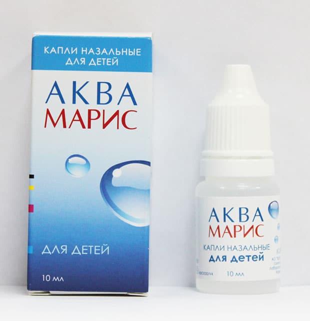 Сколько раз можно капать аквамарис грудничку: полезные свойства и применение