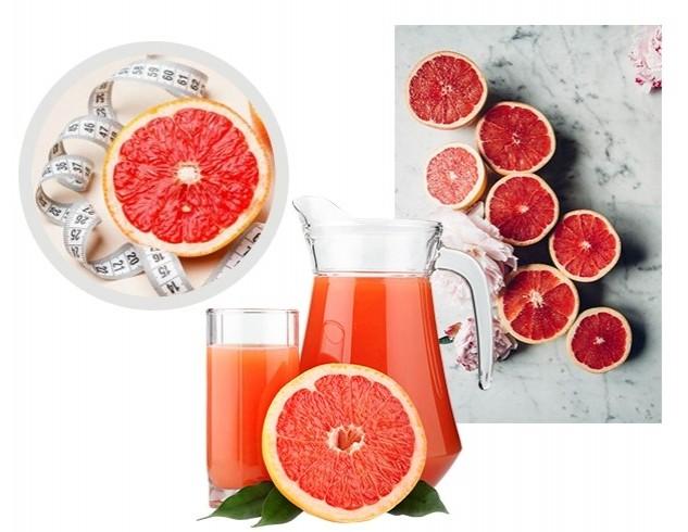 Почему грейпфрут помогает похудеть
