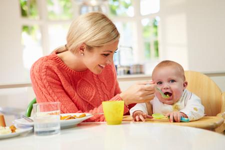 Какой выбрать стульчик для кормления малыша - советы по выбору