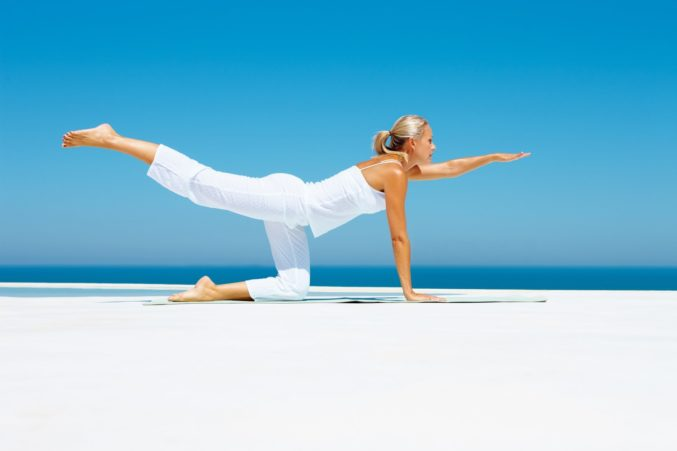 Йога для похудения: несколько простых упражнений йоги чтобы похудеть
