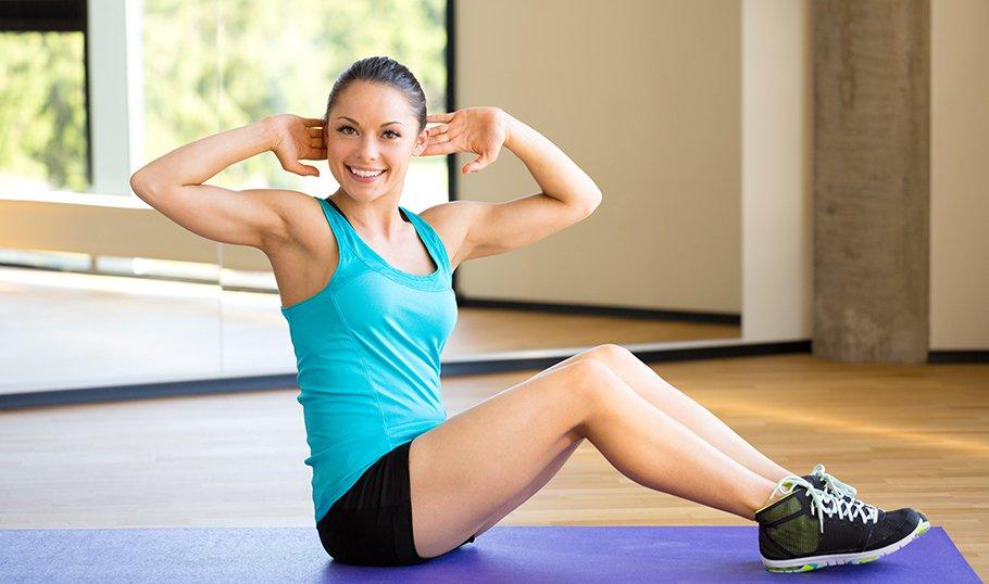 Физические Упражнения Похудения.