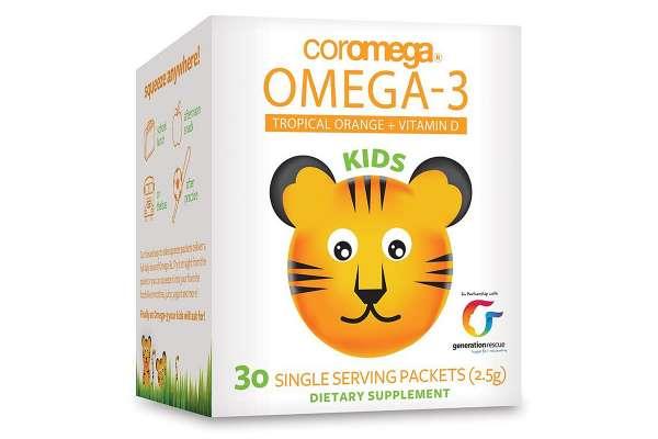 Омега 3 для детей какой лучше - обзор лучших витаминов с омега-3 для детей