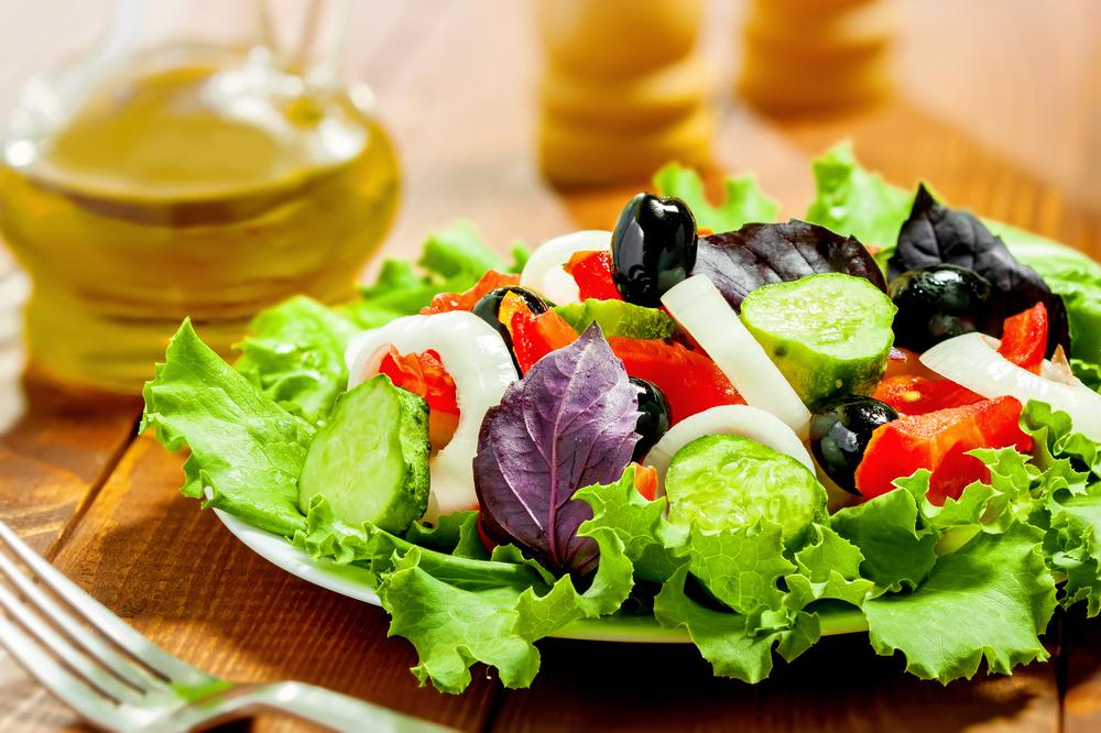 было овощной салат рецепт с фото для похудения дело том