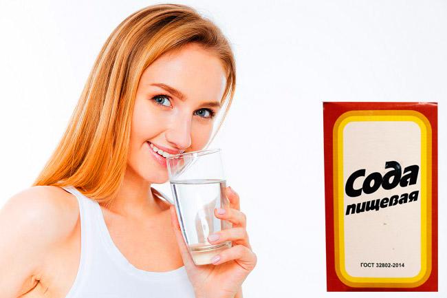 Сода для похудения: помогает ли сода похудеть