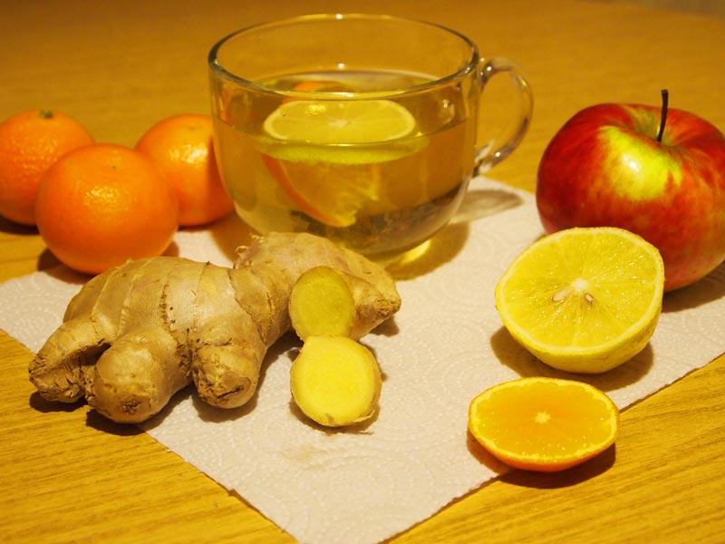 Как похудеть лимоном