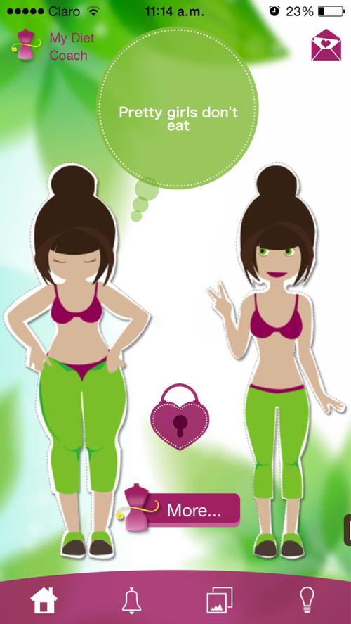 Приложения для фитнеса и похудения