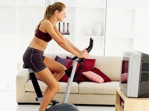 Велотренажер для похудения: возможный эффект для похудения