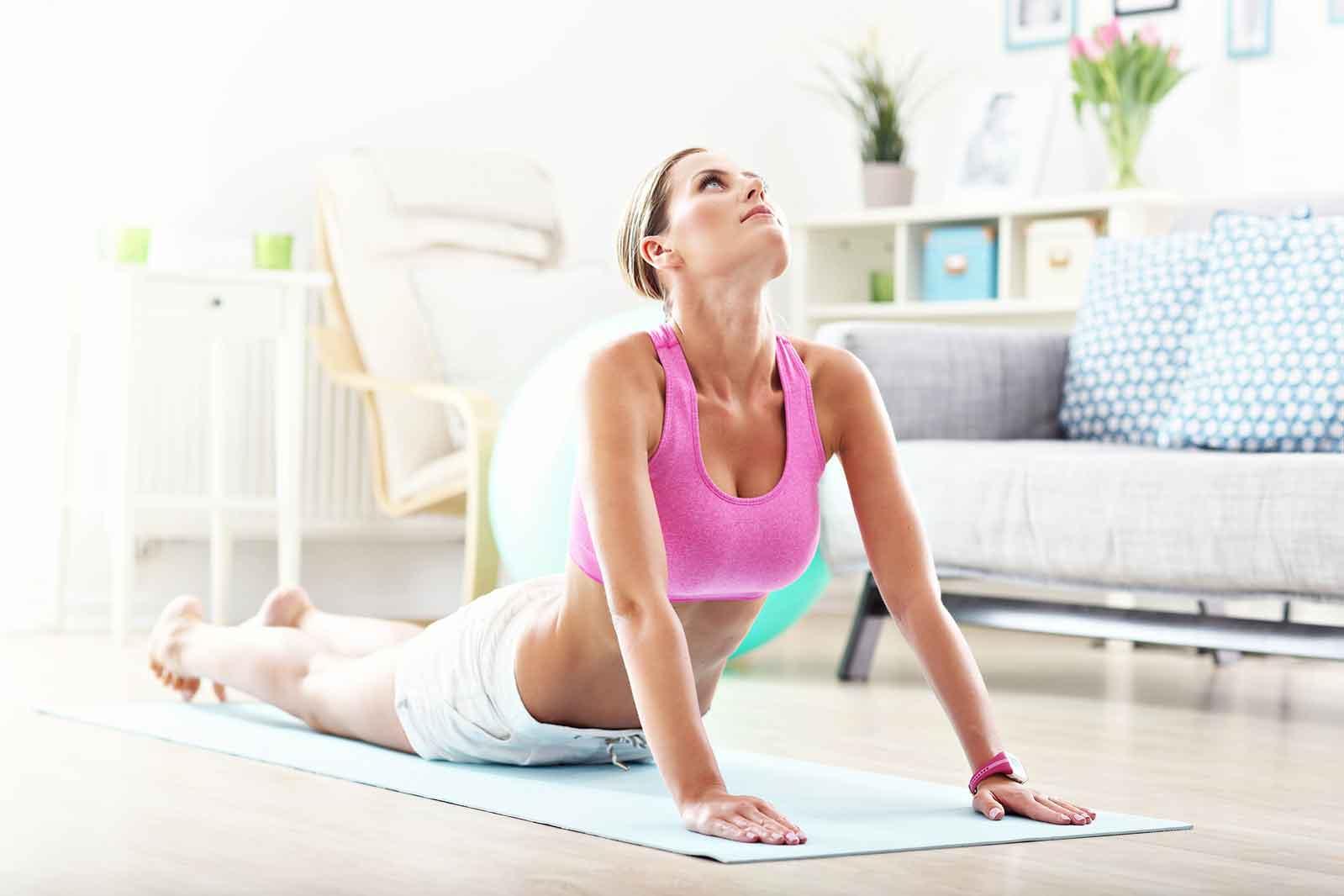 Комплексные Физические Упражнения Для Похудения. Список лучших упражнений для похудения в домашних условиях для женщин