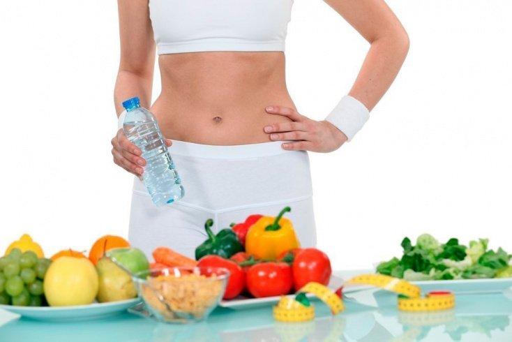 Какая диета уберет большой живот
