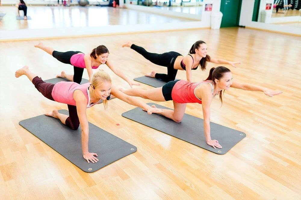 Видео занятия чтобы похудеть