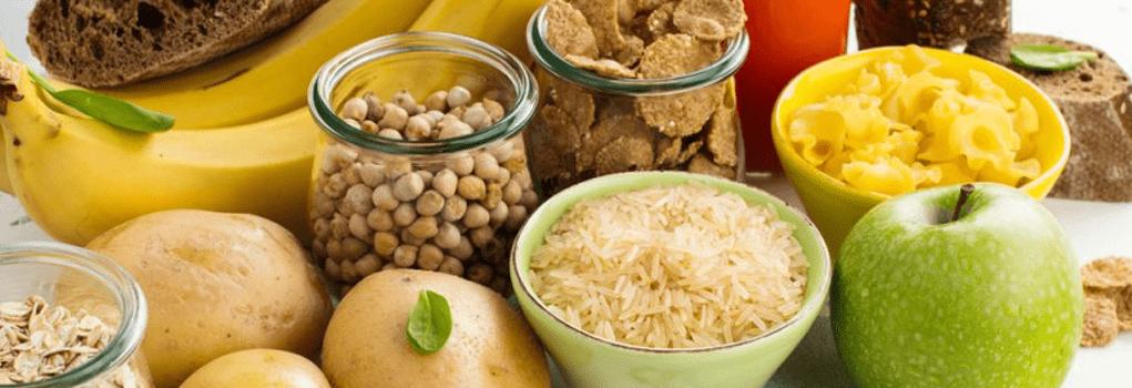 Углеводы - список продуктов для похудения: продукты, содержащие углеводы
