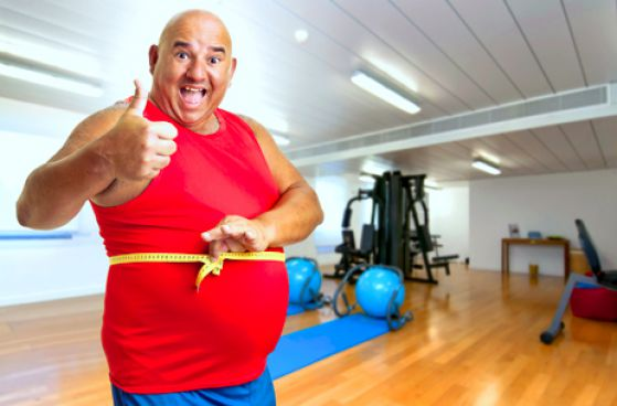Как Похудеть Мужчине 70.
