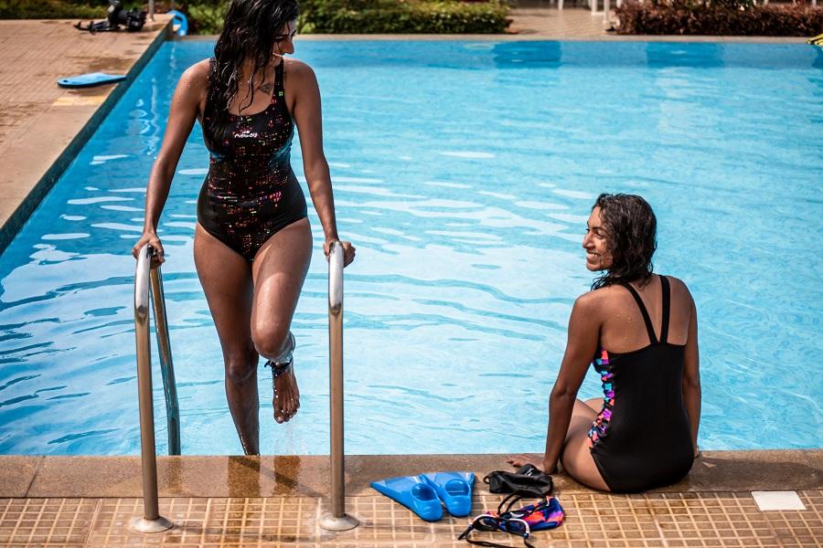 Эффективная программа для похудения в бассейне