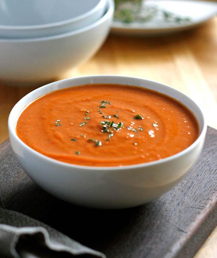 уже изрядно томатный суп диетический рецепт с фото истории прост