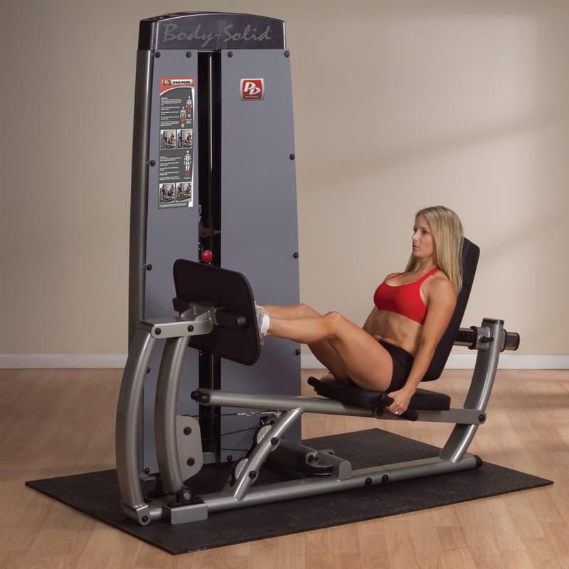 Упражнения для похудения ляшек в спортзале