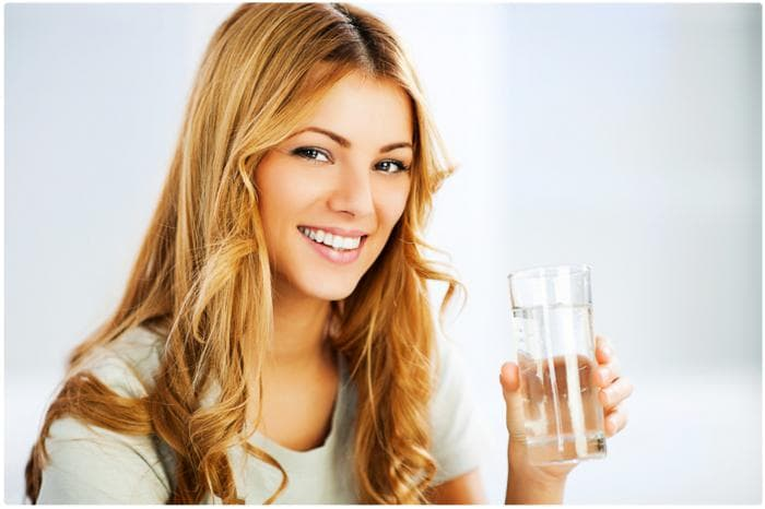 Вода для похудения: помогает ли похудеть