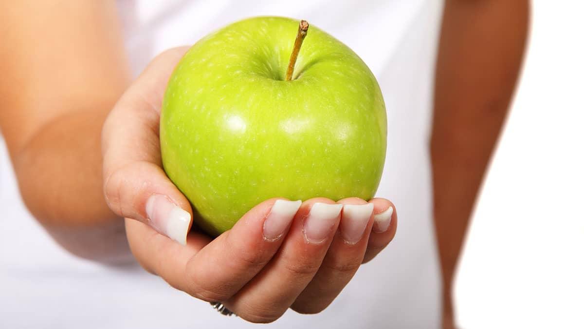 Способствуют ли зеленые яблоки похудению