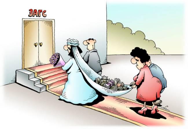 Пошлые Анекдоты Про Свадьбу