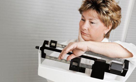 Похудеть при климаксе в 53 года