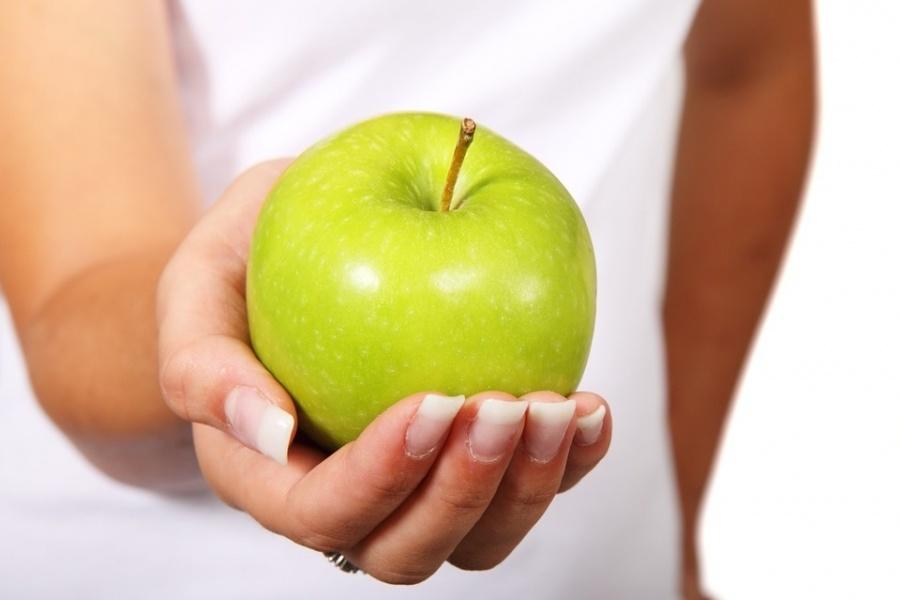 При похудении можно кушать яблоки