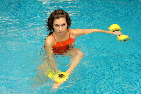 Сколько раз ходить в бассейн чтобы похудеть