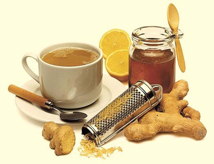 корень имбиря чай для похудения